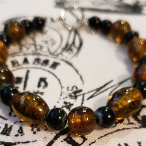 ♡♡ 5/$25 Bead Bracelet in Earth Tone Colors
